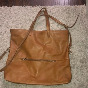 Forever 21 Faux Leather Bag
